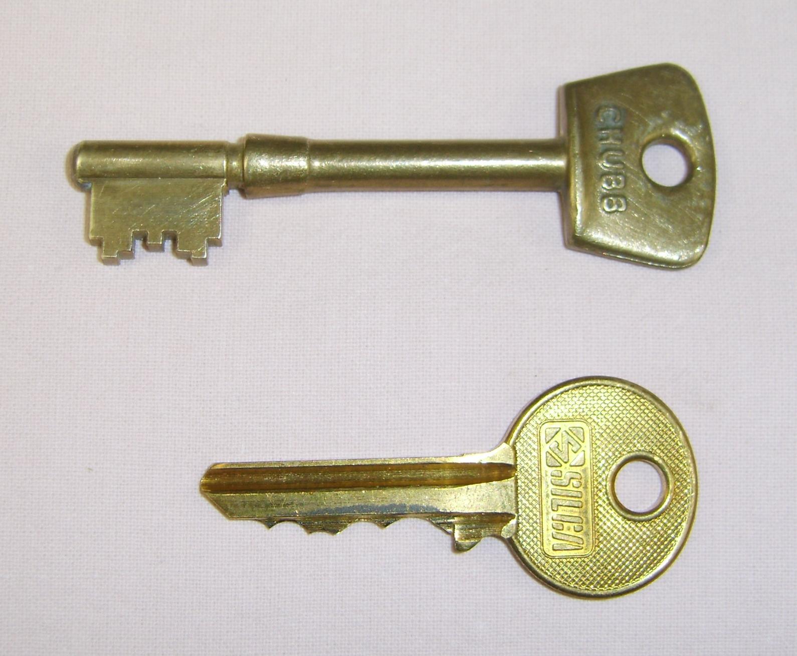 Mortice Lock Key & Rim Cylinder Key