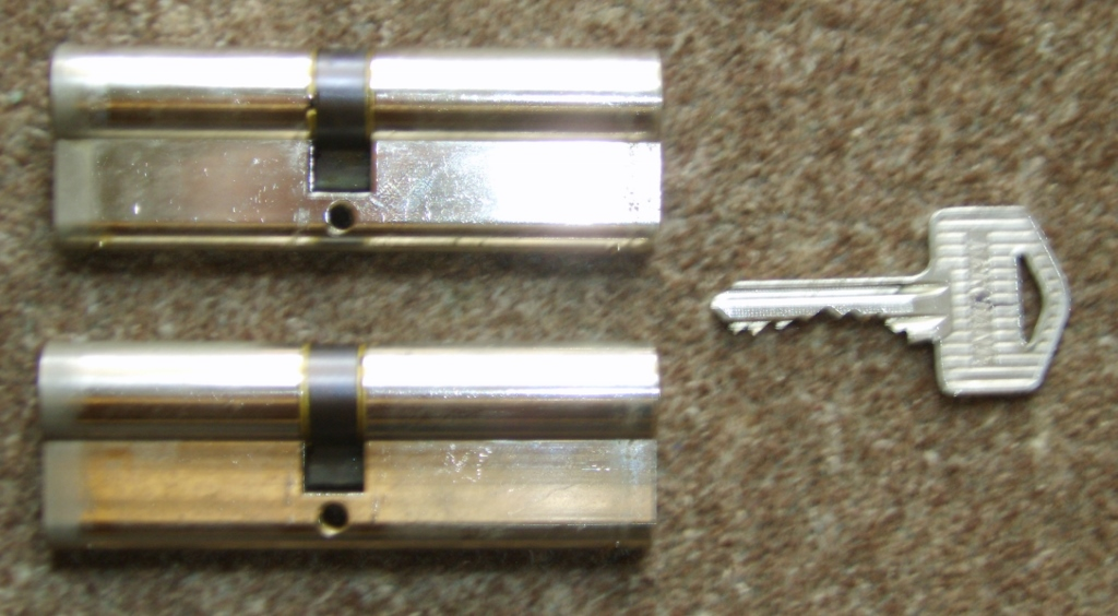 Keyed Alike Double Euro Cylinders