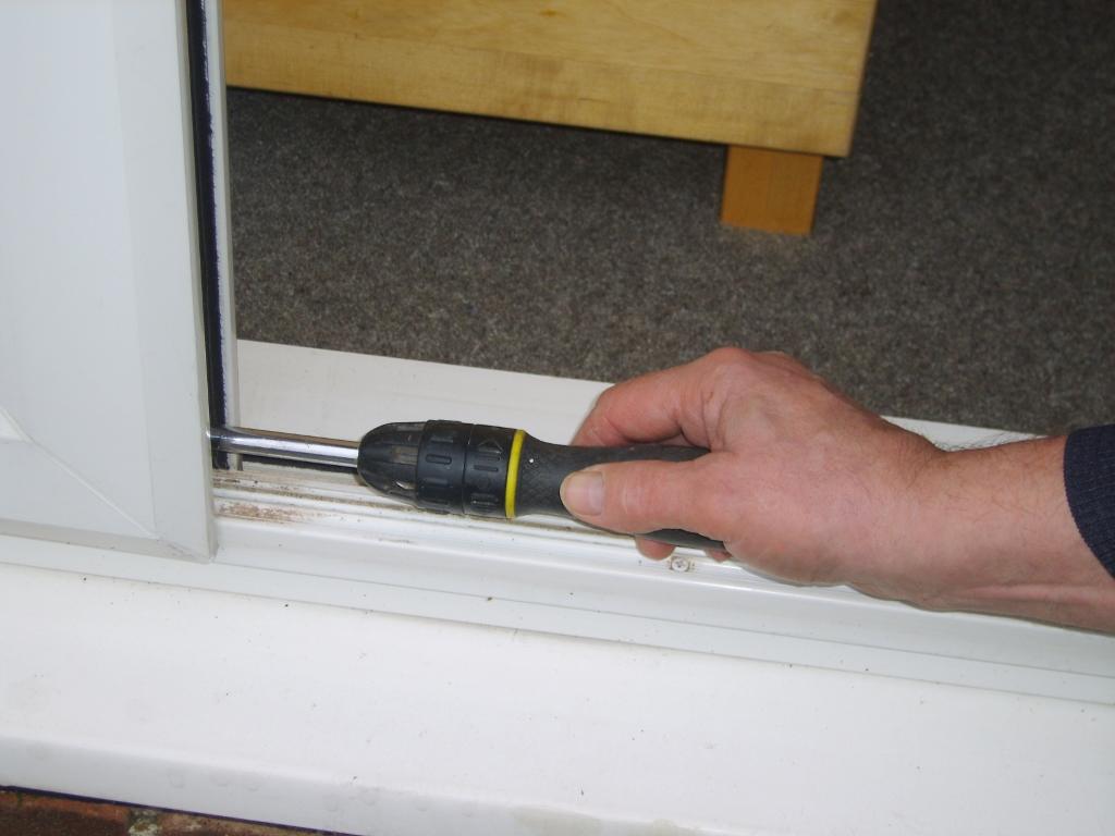 uPVC door repairs barnet.Sliding doors need adjusting after repair.