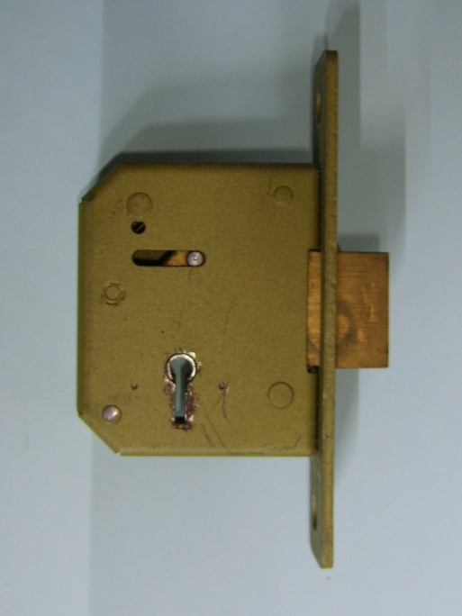 Chubb Deadlock- ideal for a lock upgrade