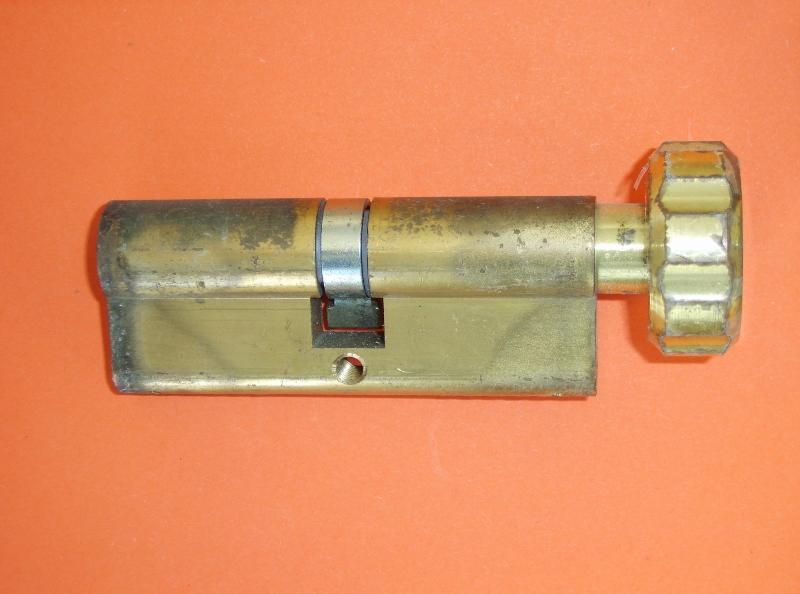 Euro cylinder - changed by Legend Locksmiths.