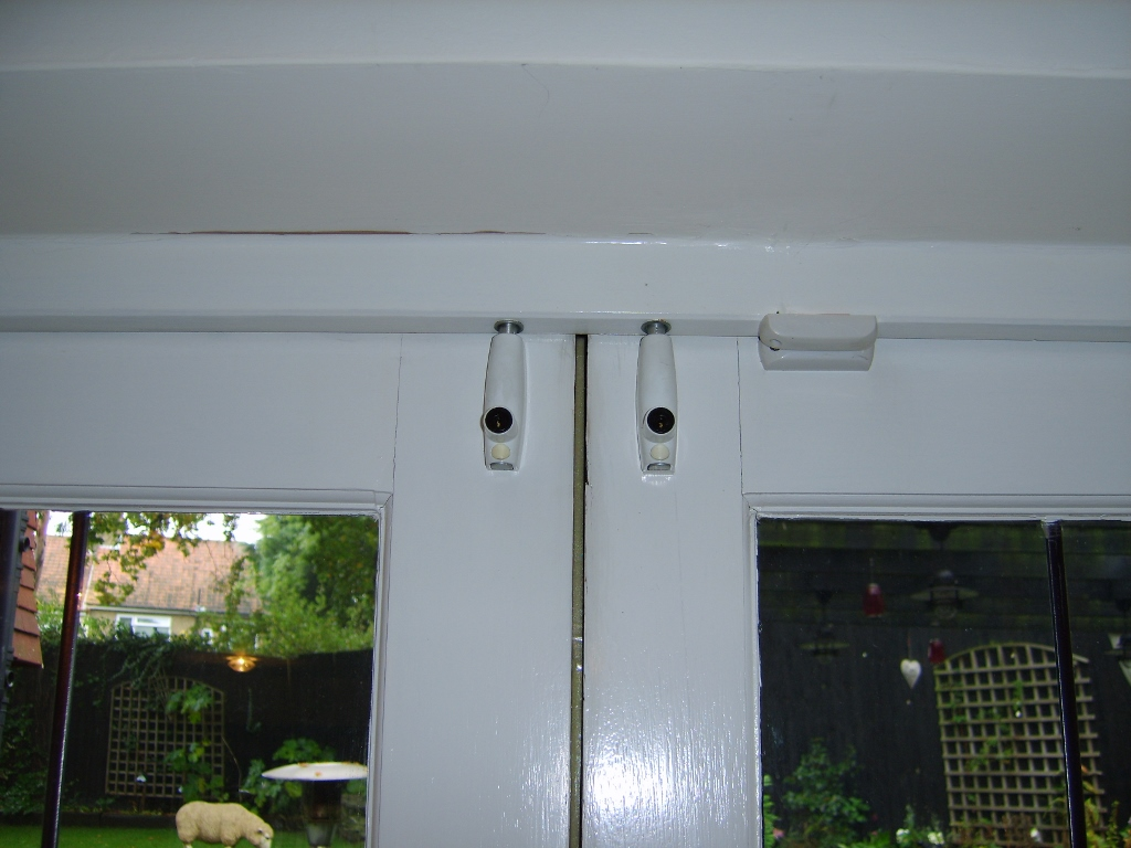 Lock Fitting in Barnet.Pushbolts fitted to double doors