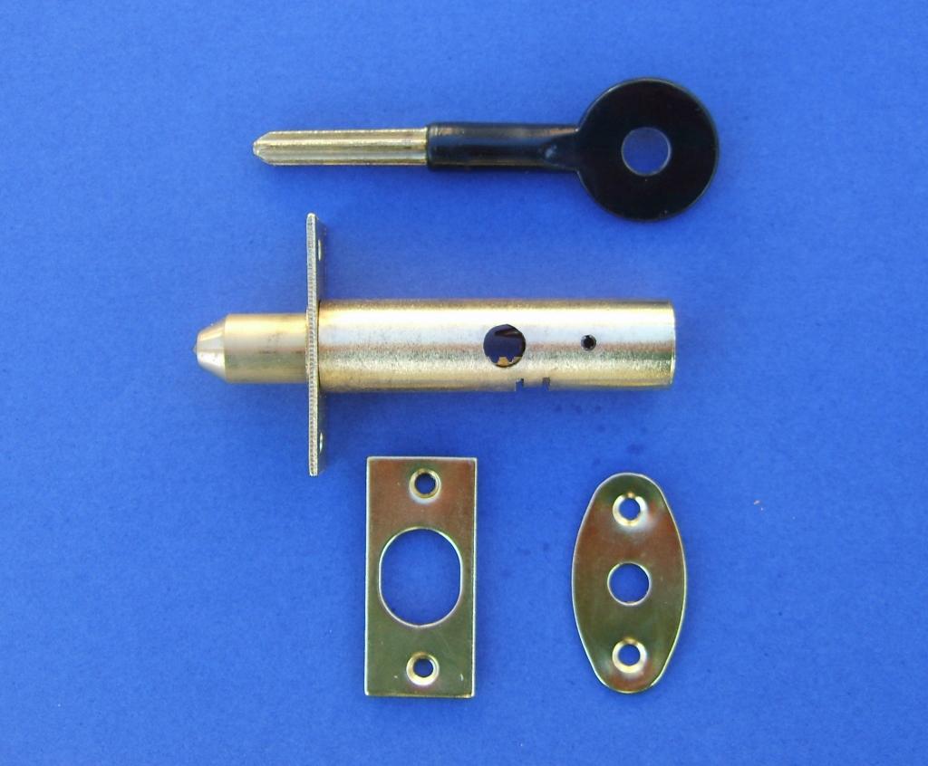 Locksmith EN5. Mortice rack bolt